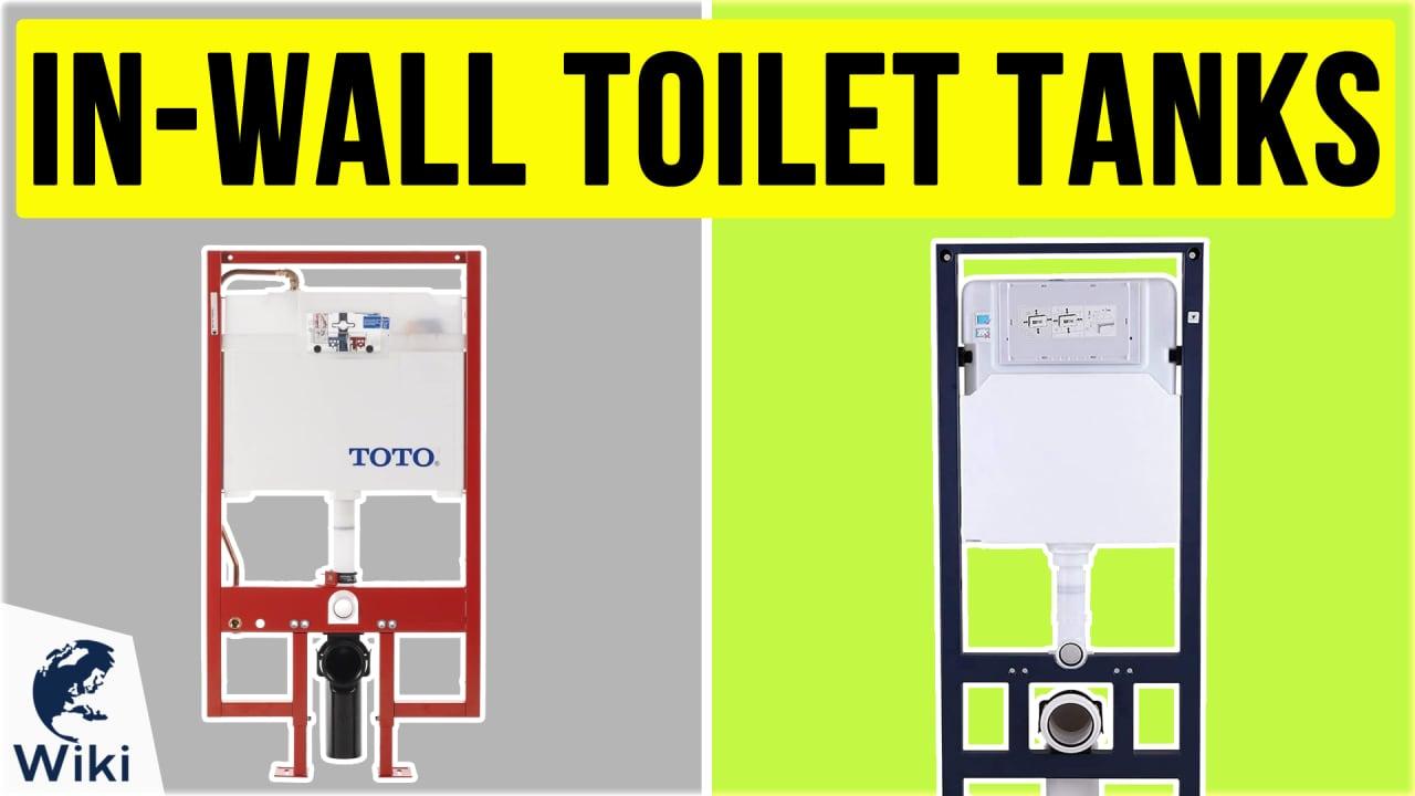7 Best In-Wall Toilet Tanks