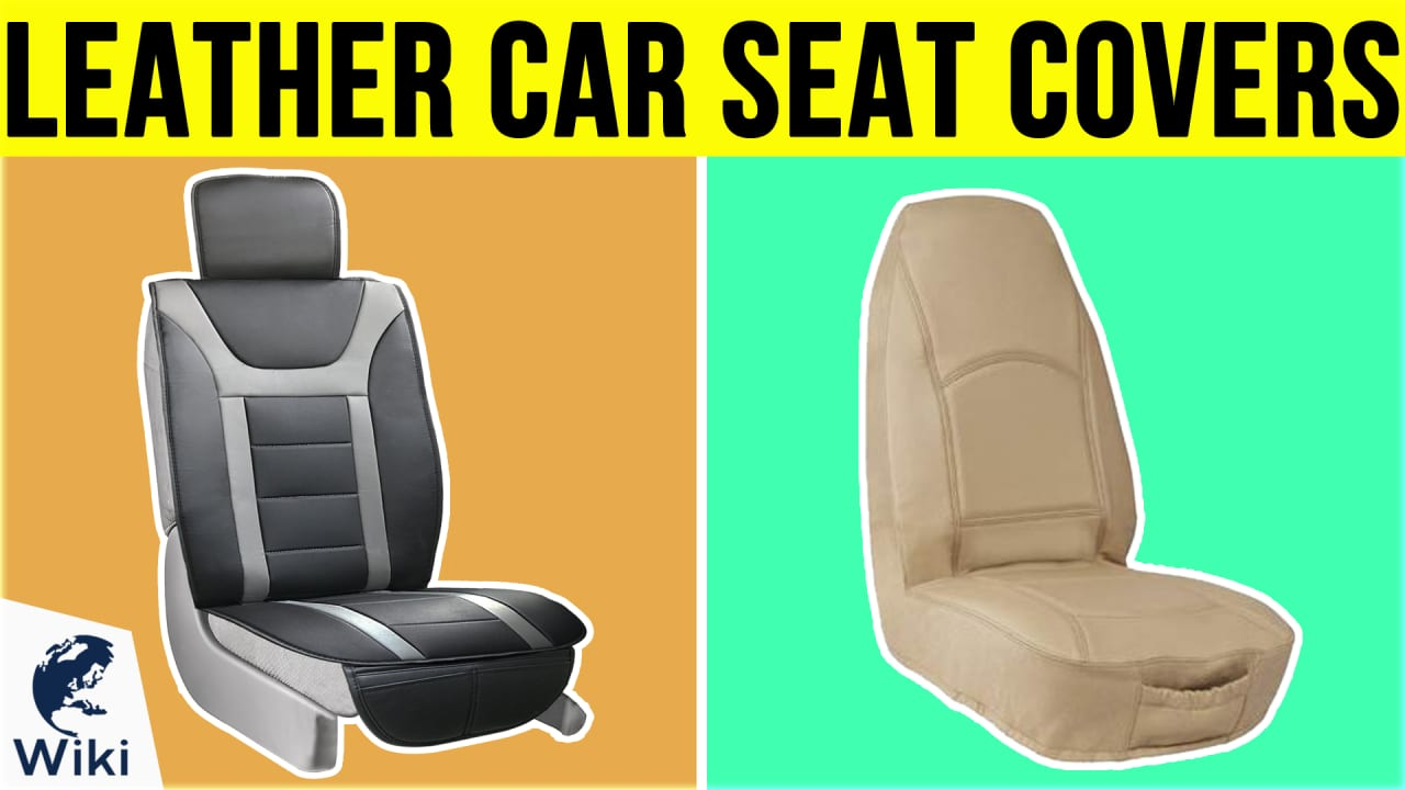 10 Best Leather Car Seat Covers