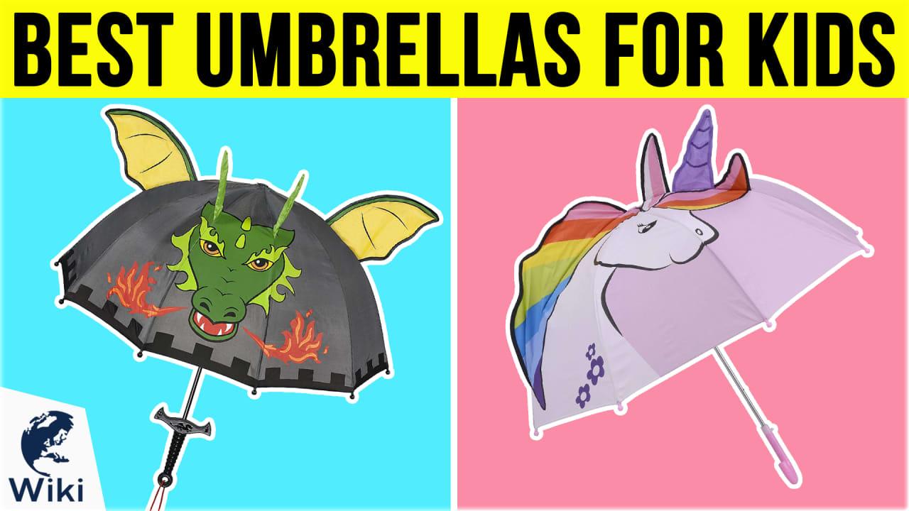 10 Best Umbrellas For Kids