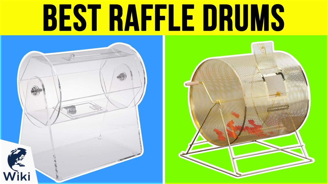 9 Best Raffle Drums