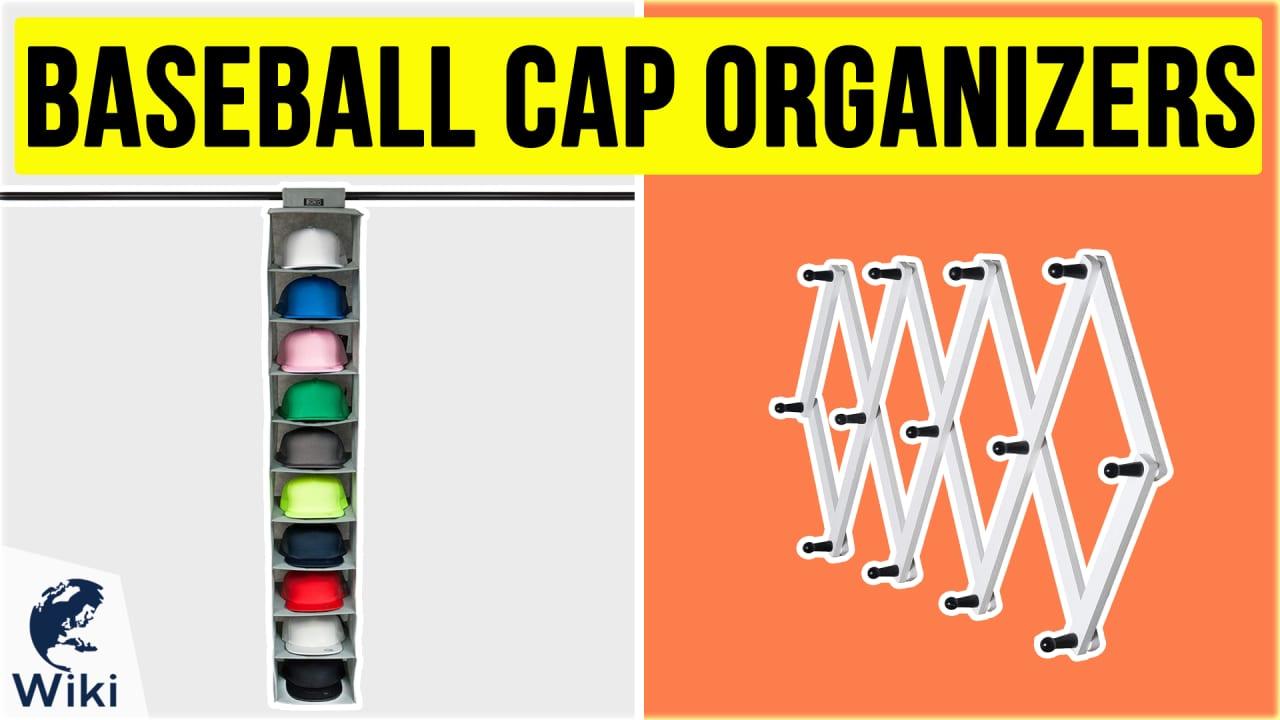 10 Best Baseball Cap Organizers