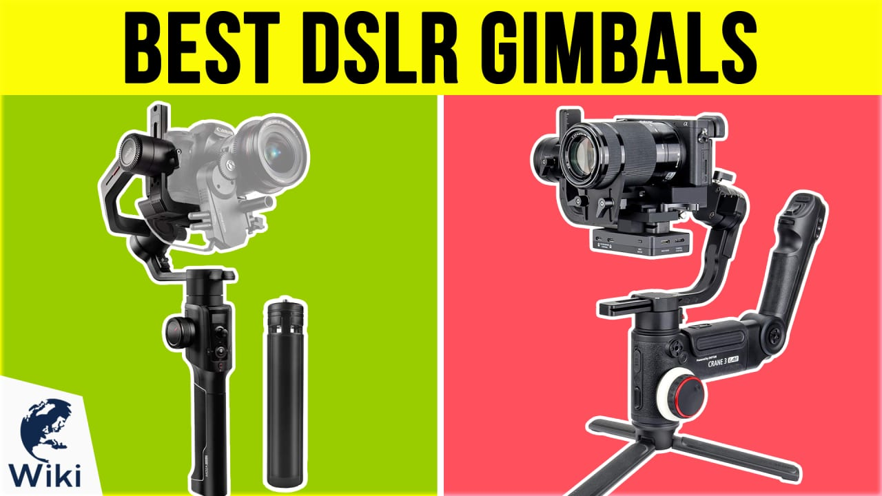 10 Best DSLR Gimbals