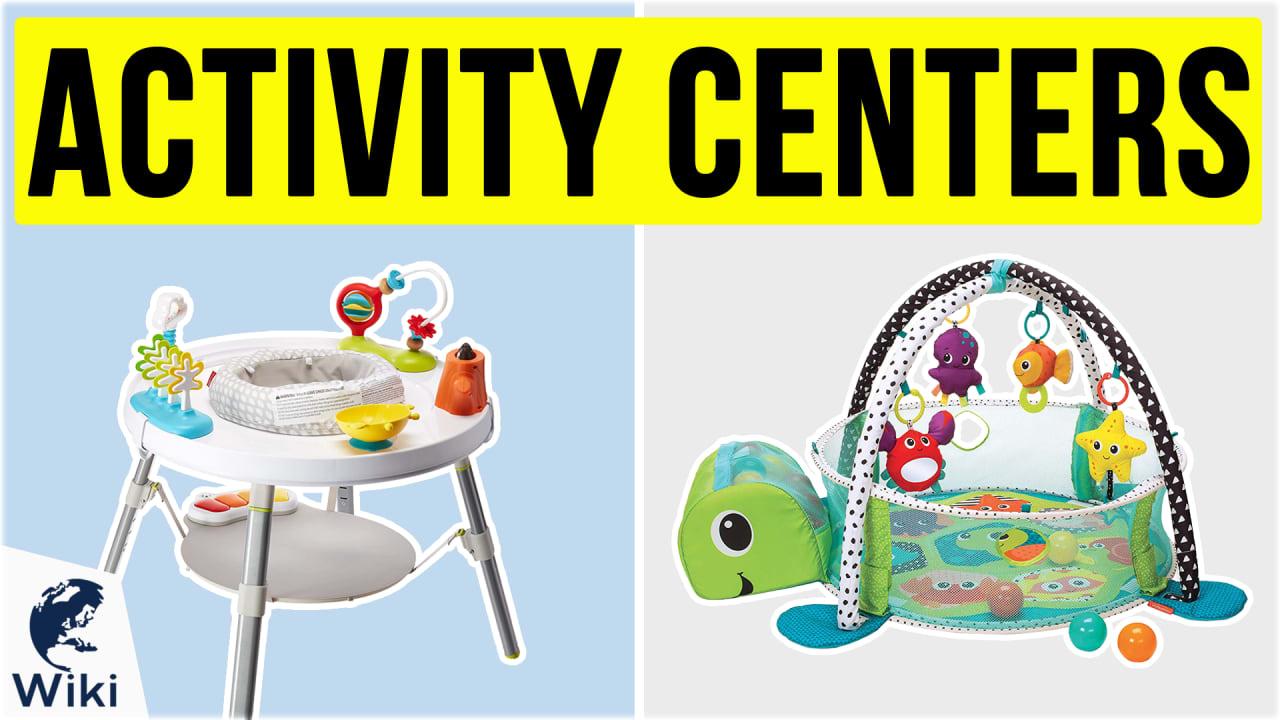 10 Best Activity Centers