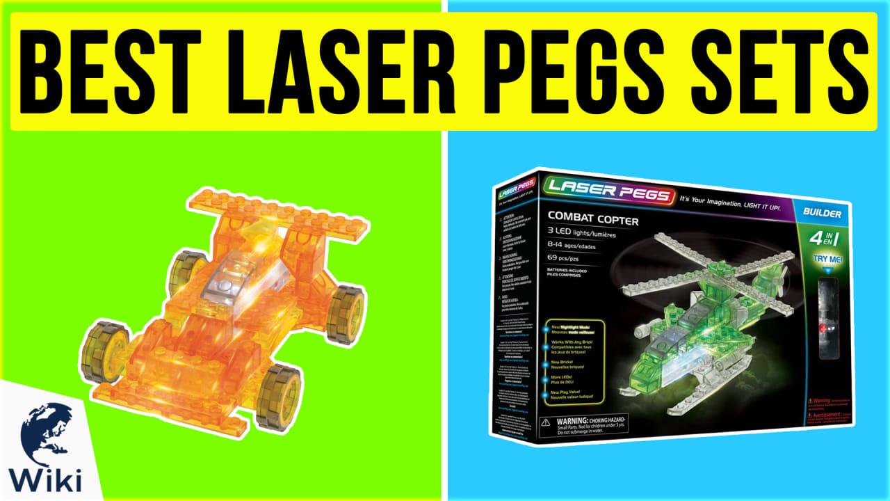 9 Best Laser Pegs Sets