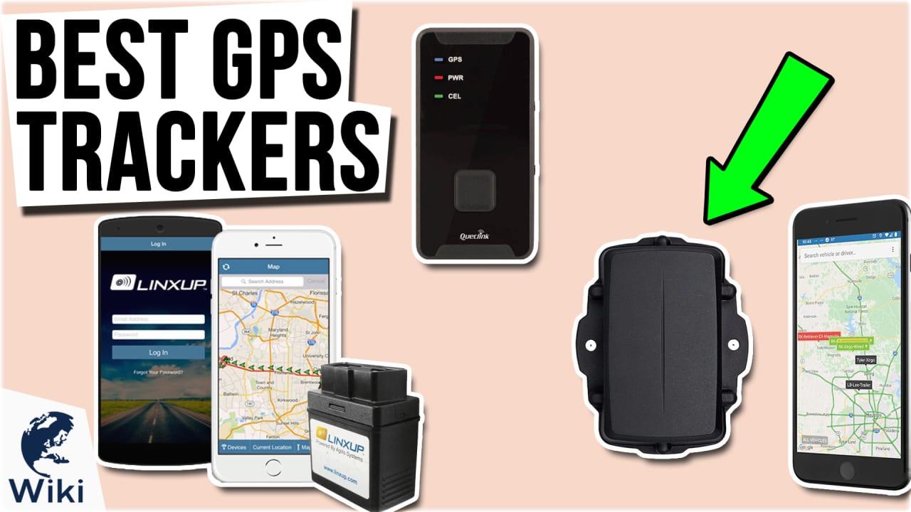 10 Best GPS Trackers