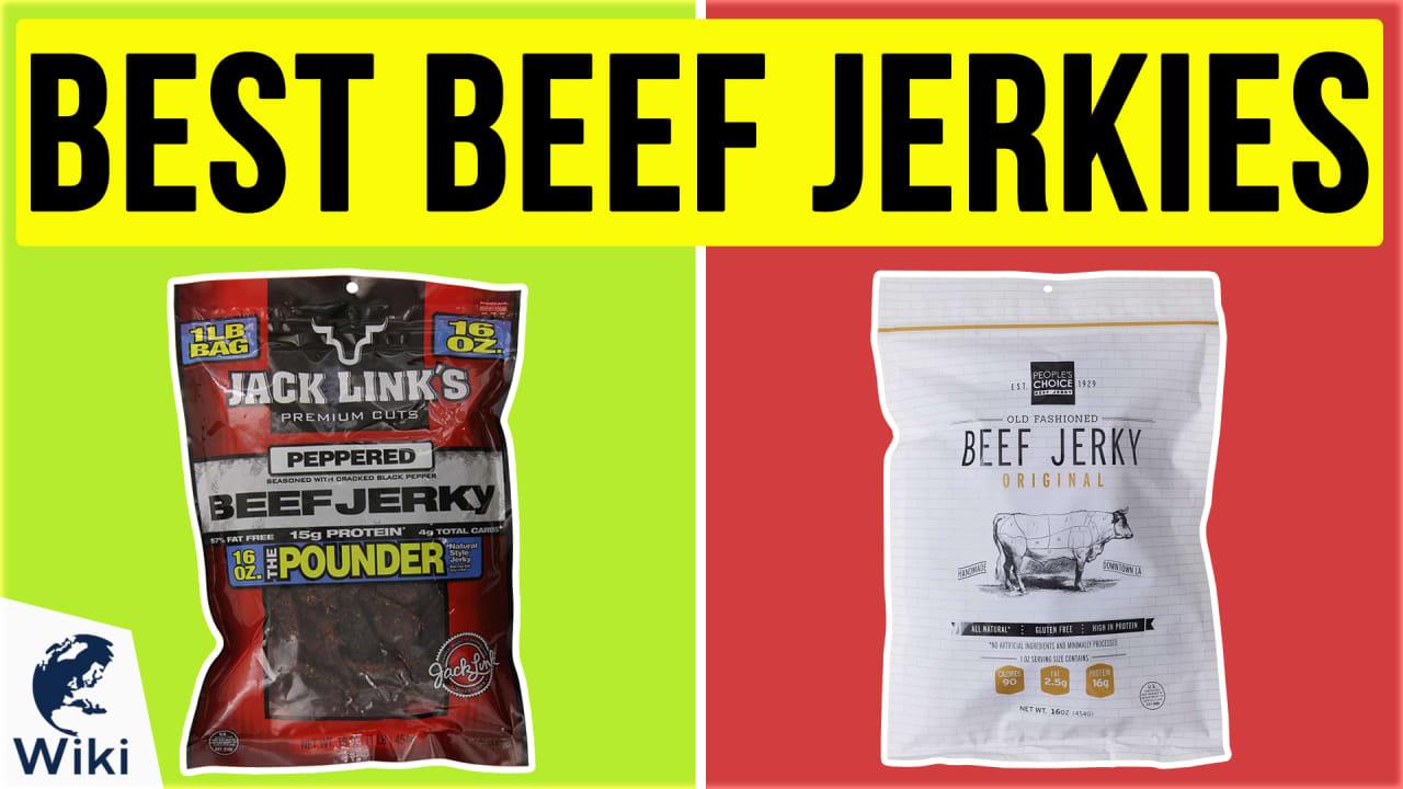 10 Best Beef Jerkies