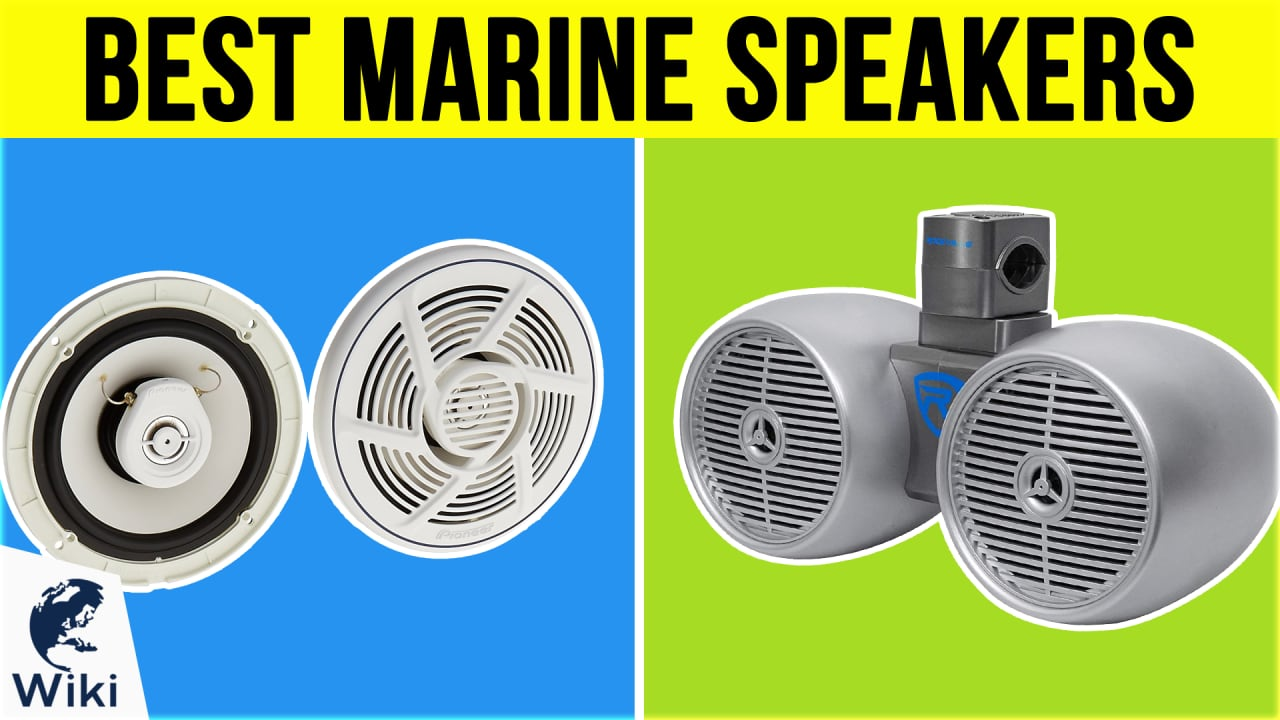10 Best Marine Speakers