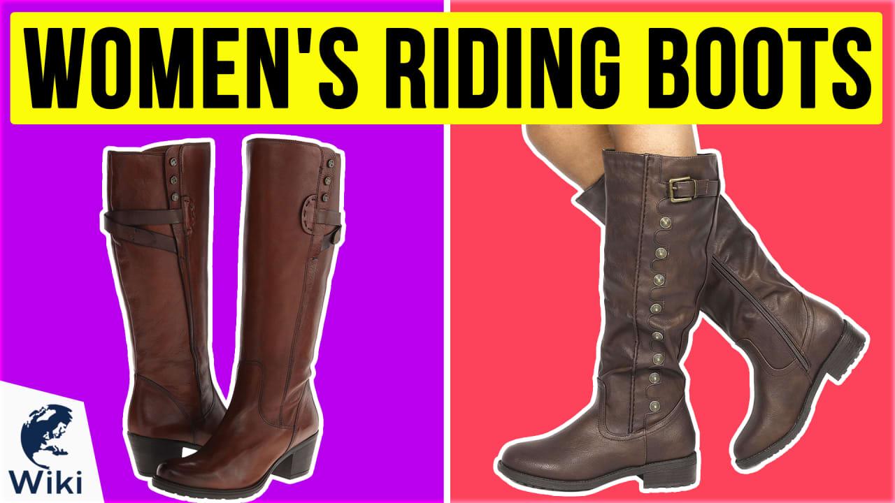 10 Best Women's Riding Boots
