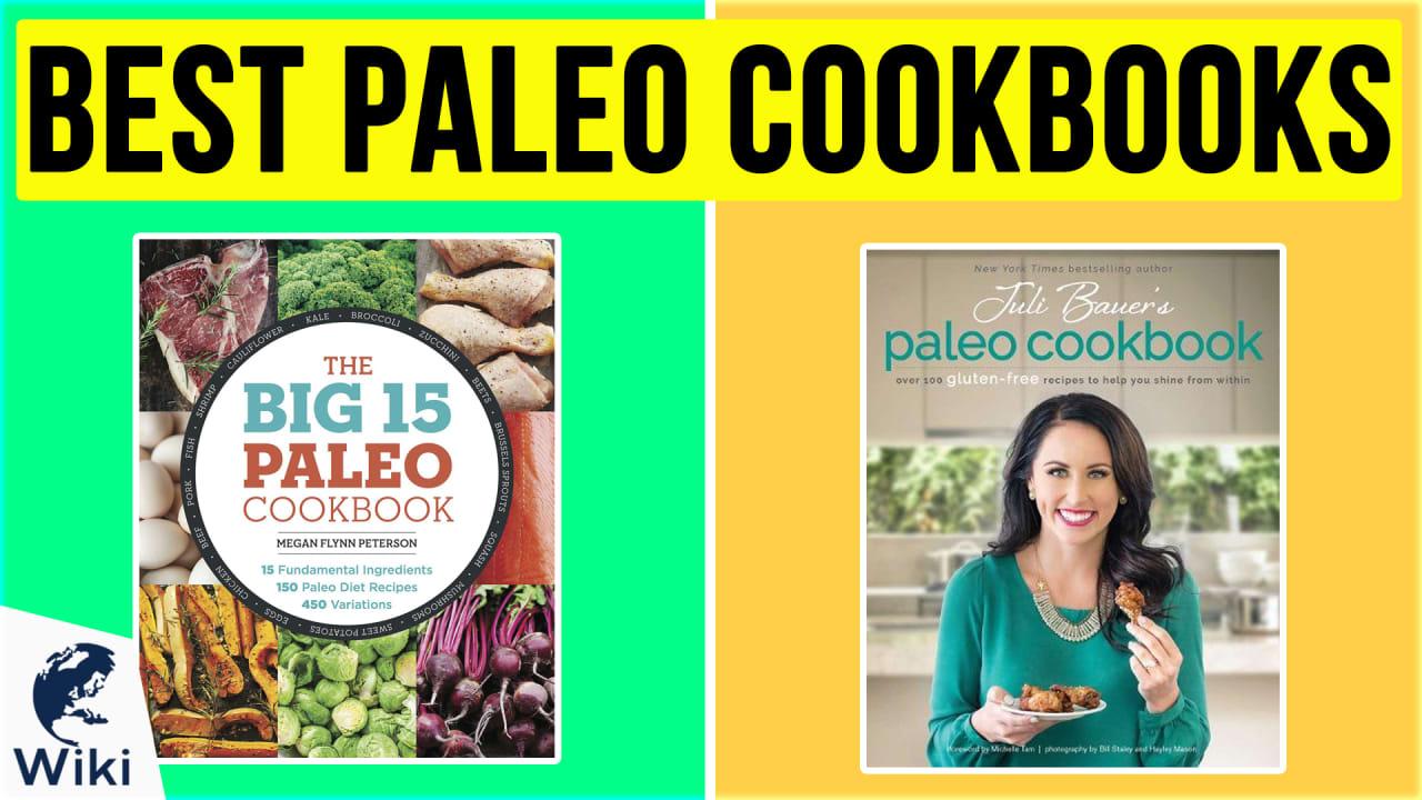 10 Best Paleo Cookbooks