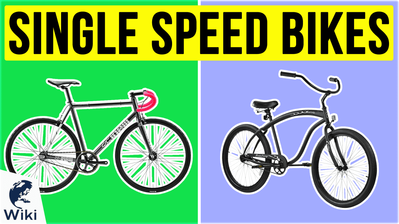 10 Best Single Speed Bikes