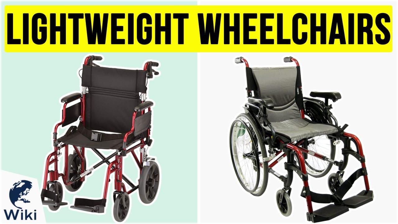 10 Best Lightweight Wheelchairs