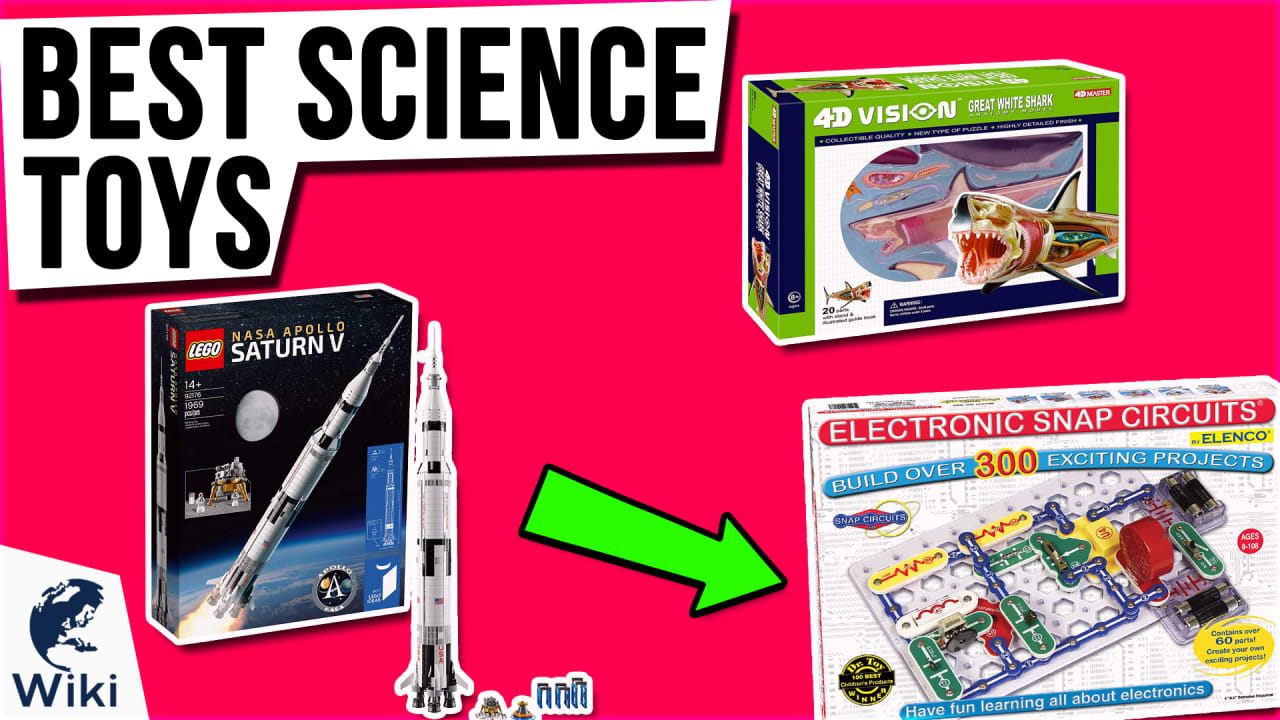 10 Best Science Toys