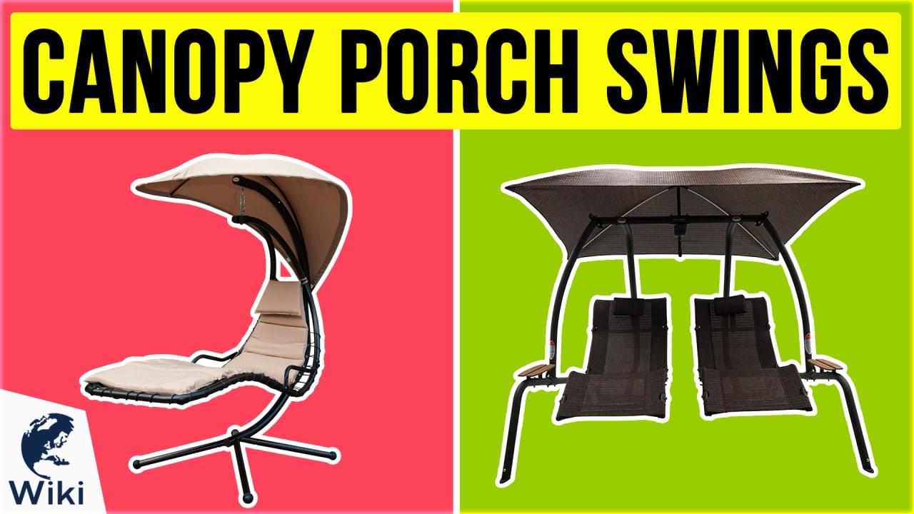 10 Best Canopy Porch Swings