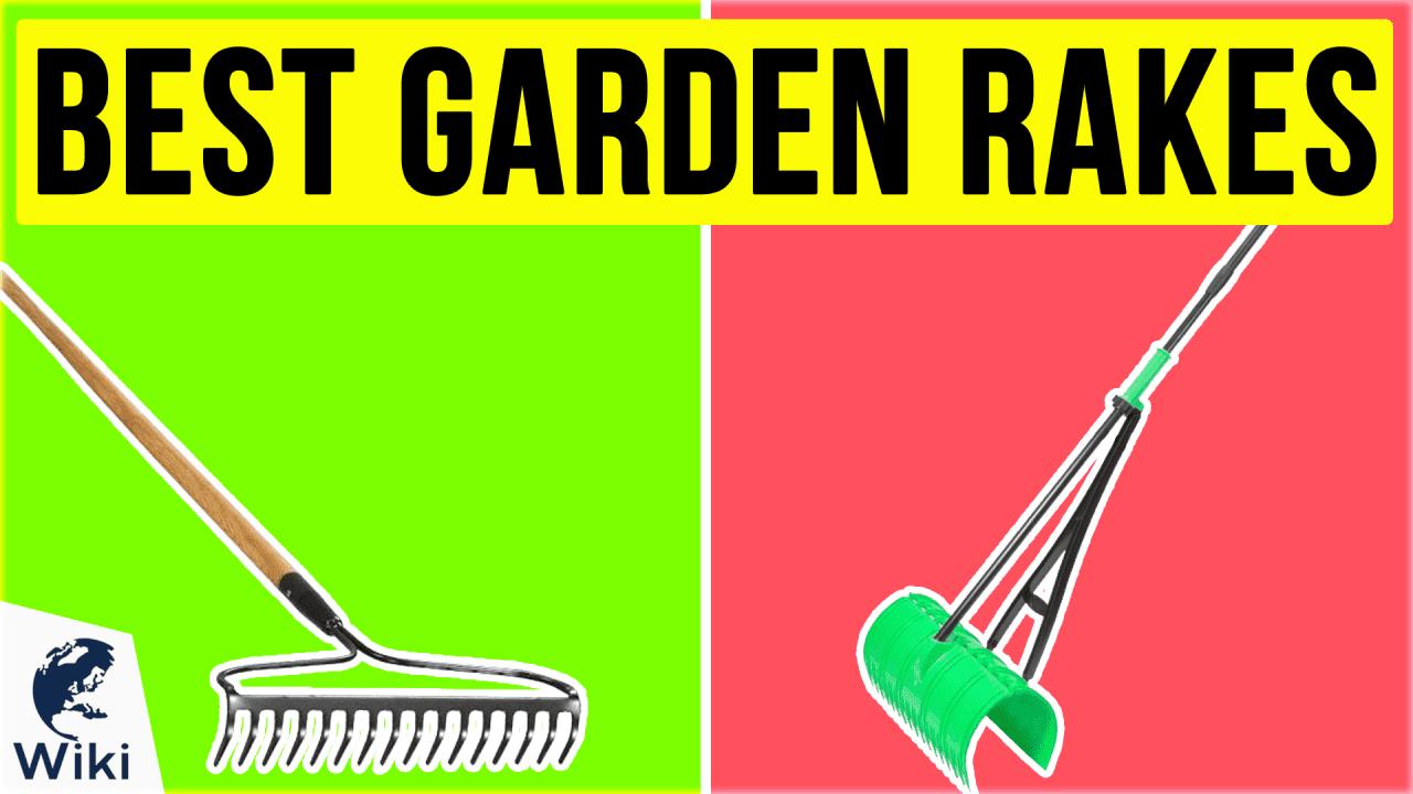 10 Best Garden Rakes