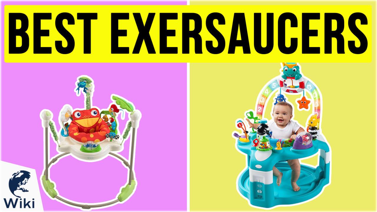 10 Best Exersaucers