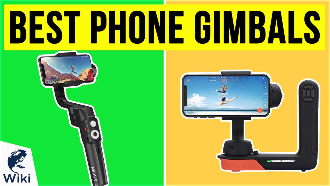 8 Best Phone Gimbals