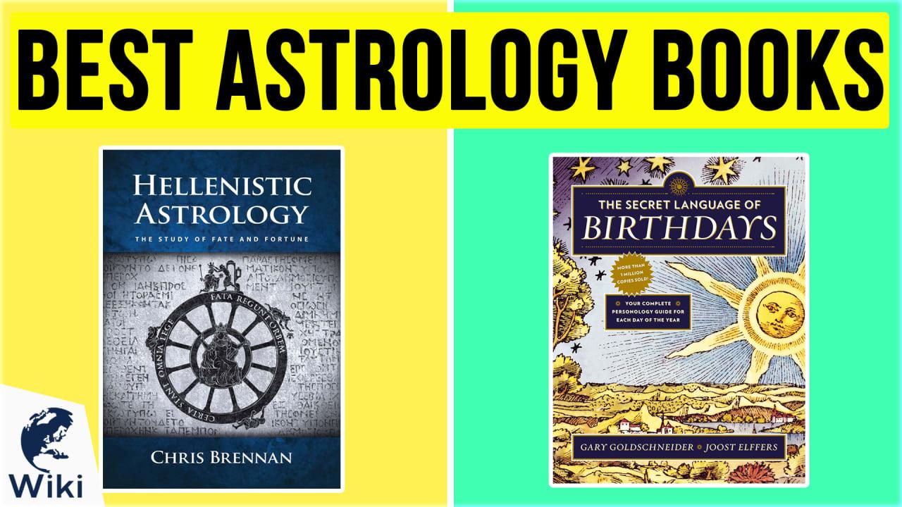 10 Best Astrology Books