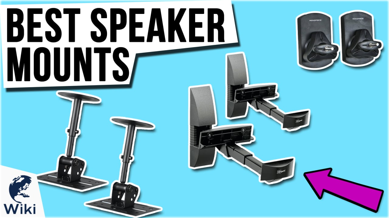 10 Best Speaker Mounts