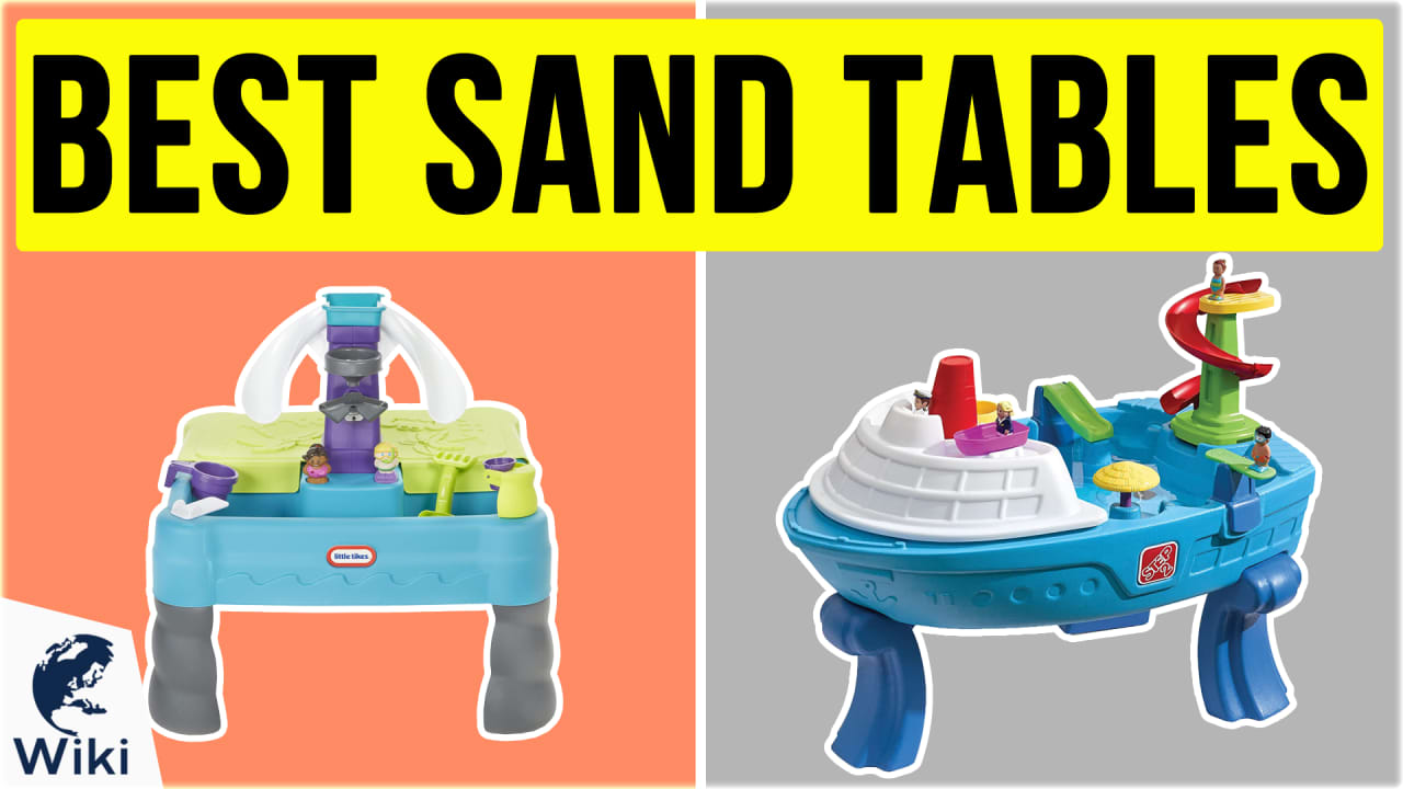 9 Best Sand Tables