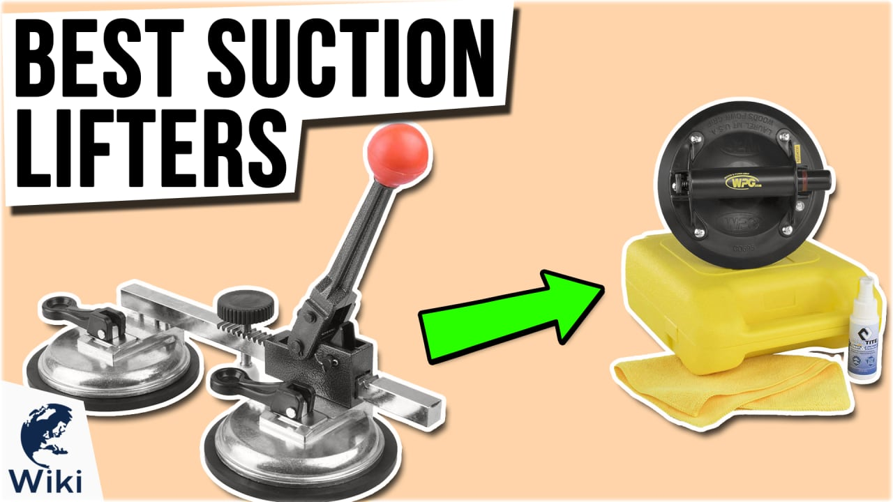 9 Best Suction Lifters