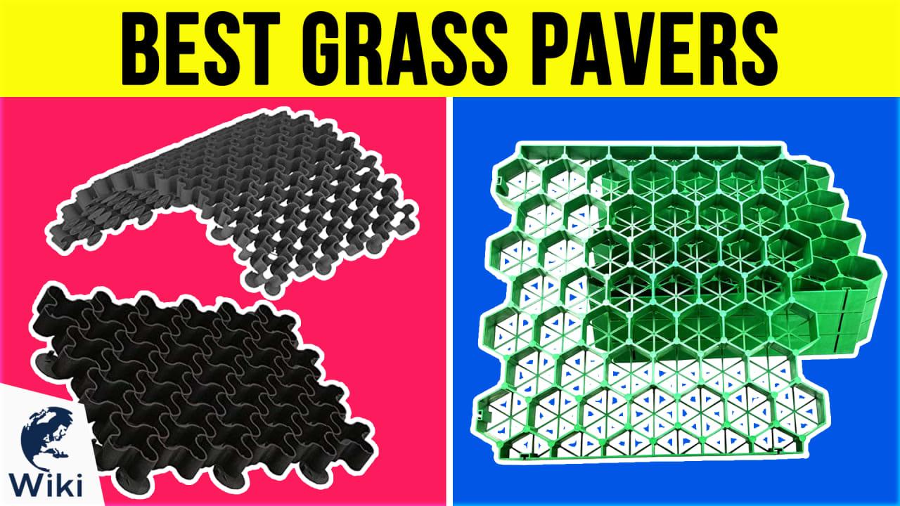 6 Best Grass Pavers