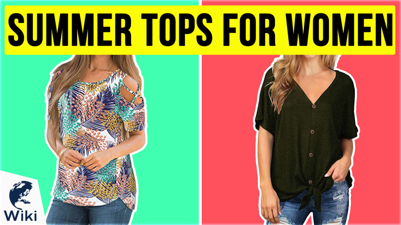 10 Best Summer Tops For Women