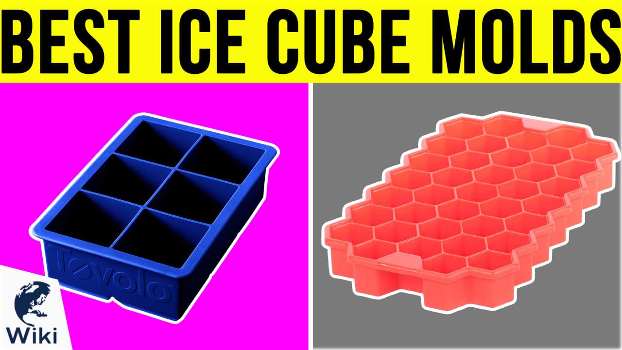 10 Best Ice Cube Molds
