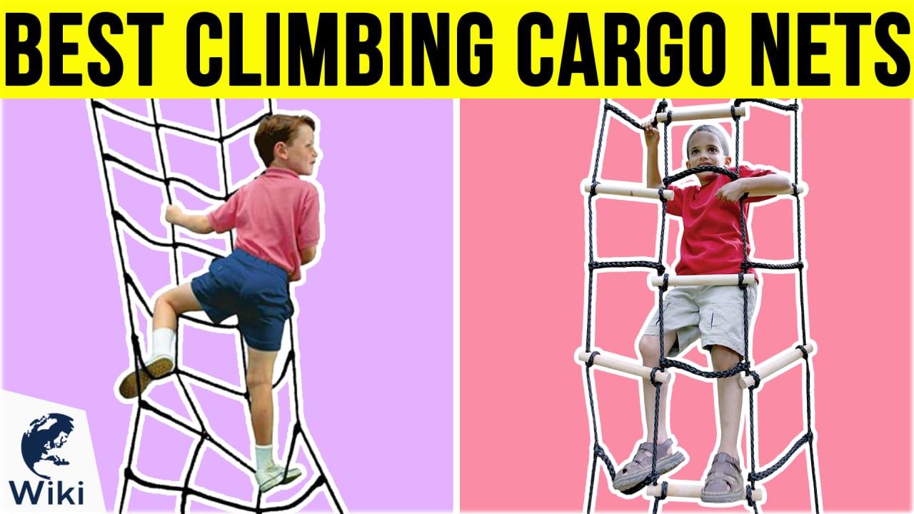 8 Best Climbing Cargo Nets