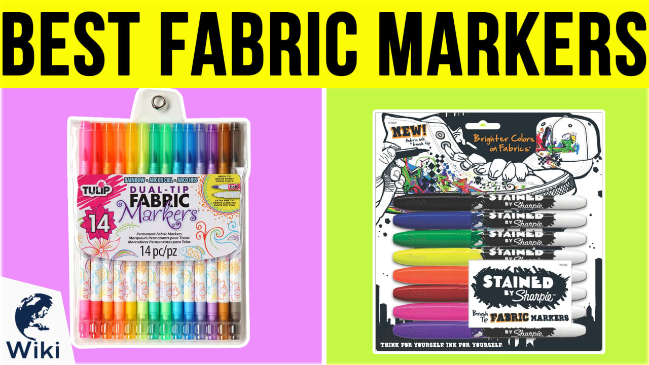 10 Best Fabric Markers