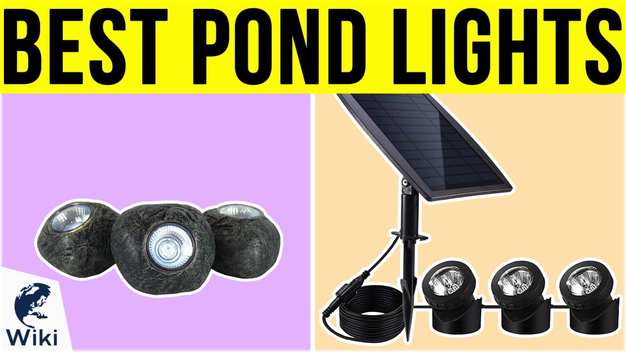 8 Best Pond Lights