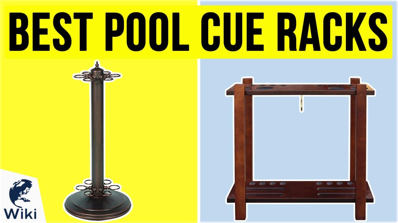 8 Best Pool Cue Racks