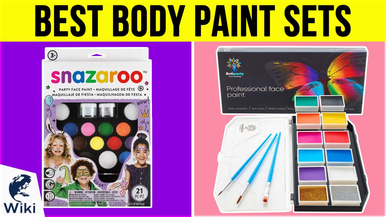 8 Best Body Paint Sets
