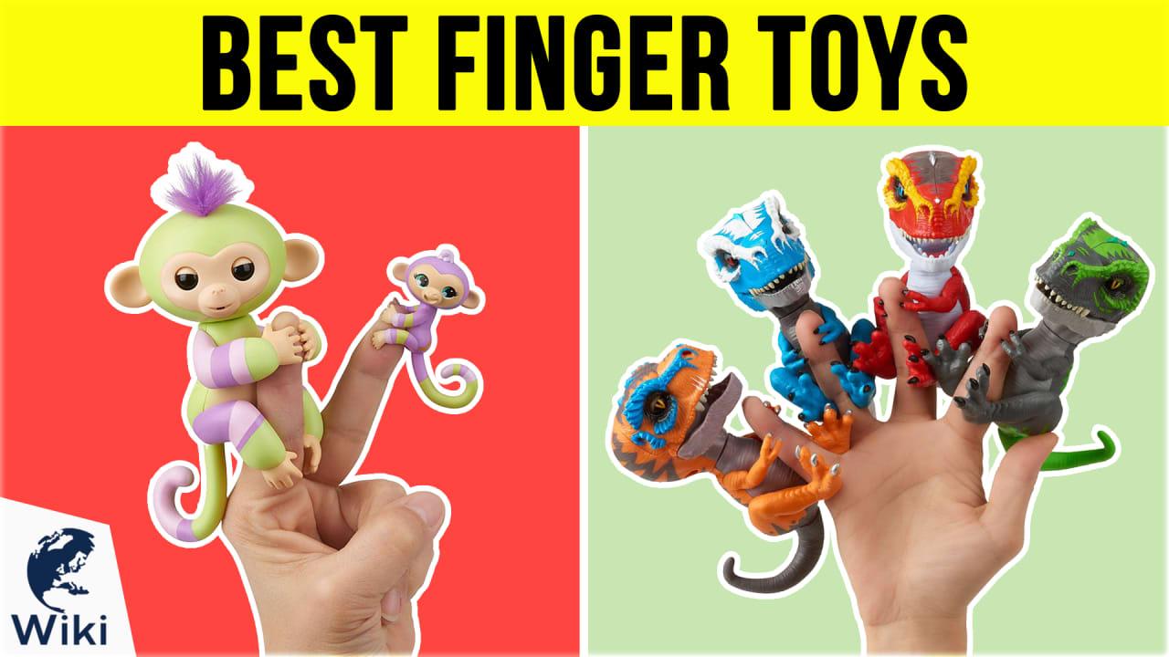 10 Best Finger Toys