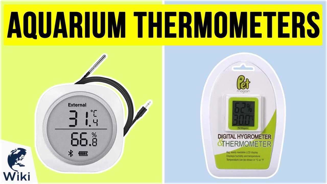10 Best Aquarium Thermometers