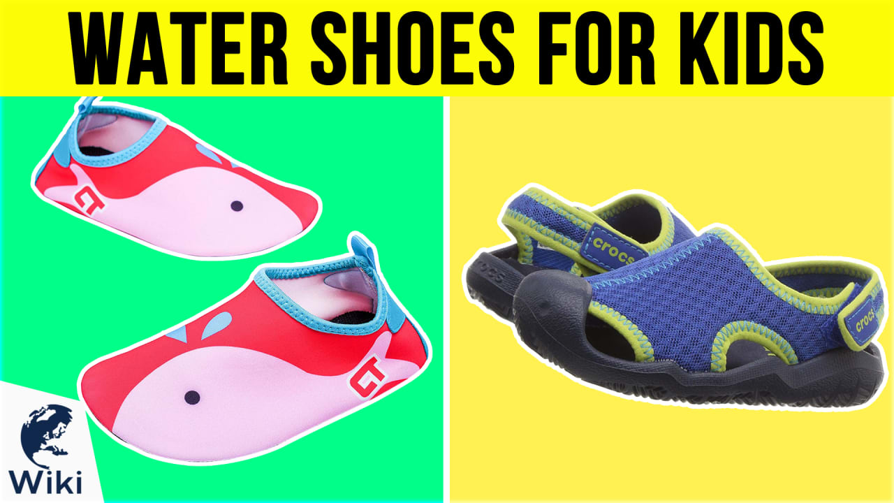 9 Best Water Shoes For Kids