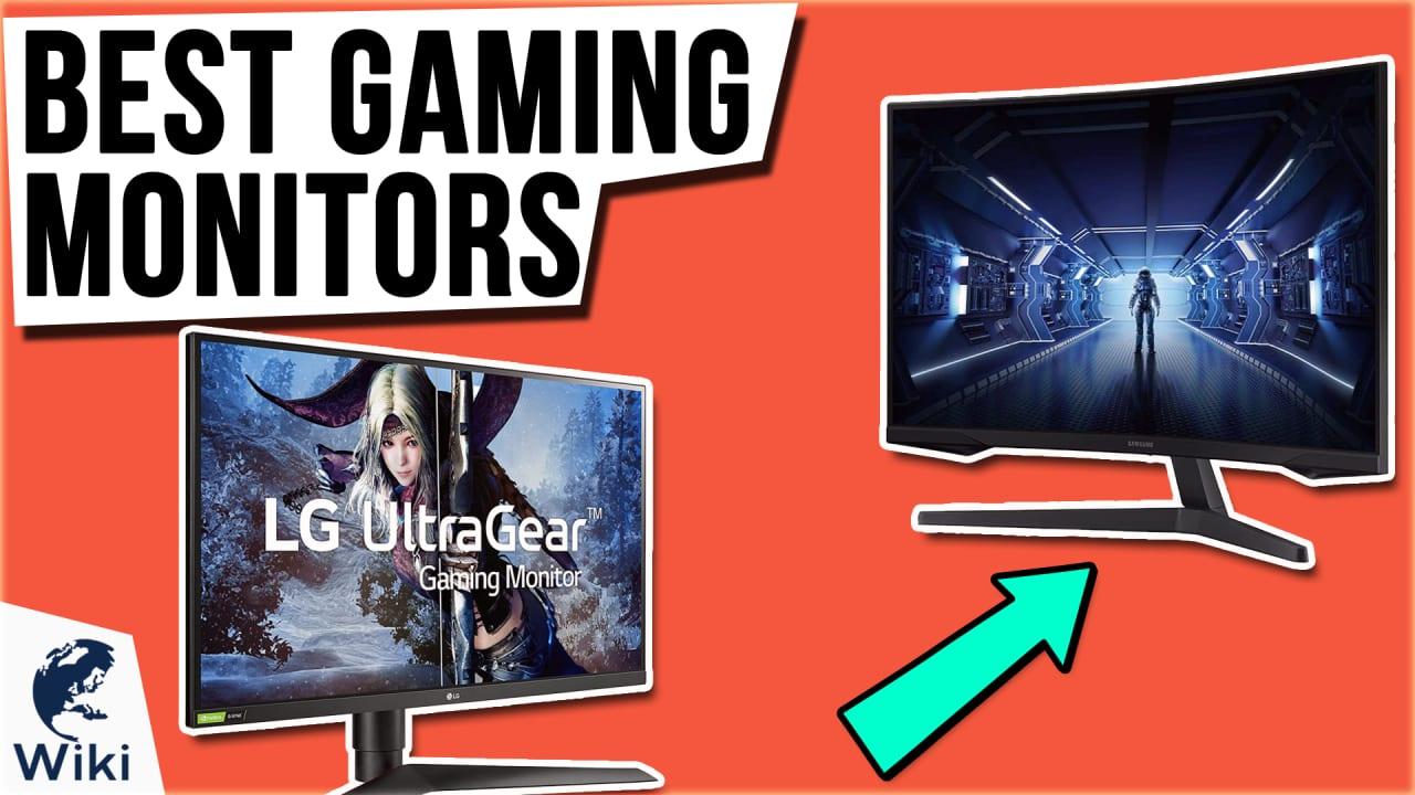 10 Best Gaming Monitors