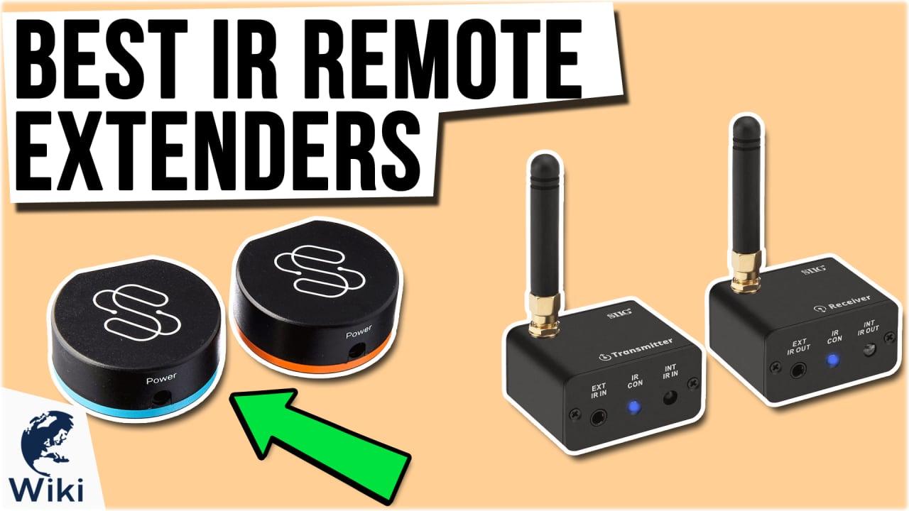 8 Best IR Remote Extenders