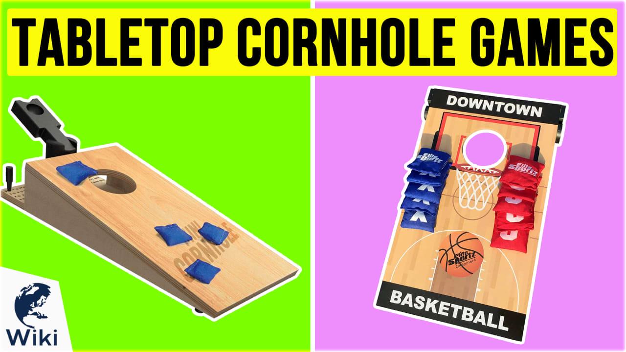 9 Best Tabletop Cornhole Games