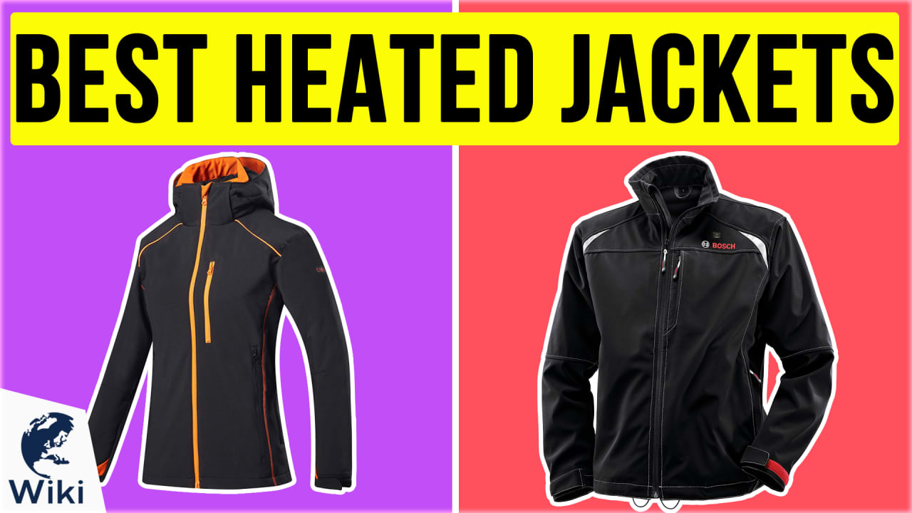 10 Best Heated Jackets