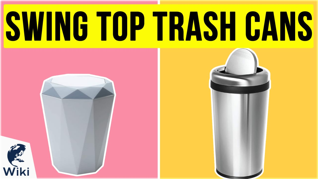 10 Best Swing Top Trash Cans