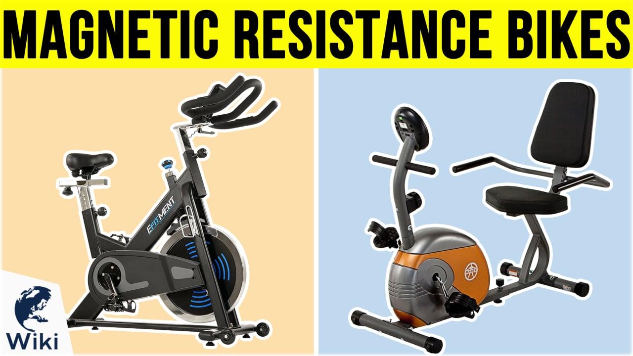 10 Best Magnetic Resistance Bikes