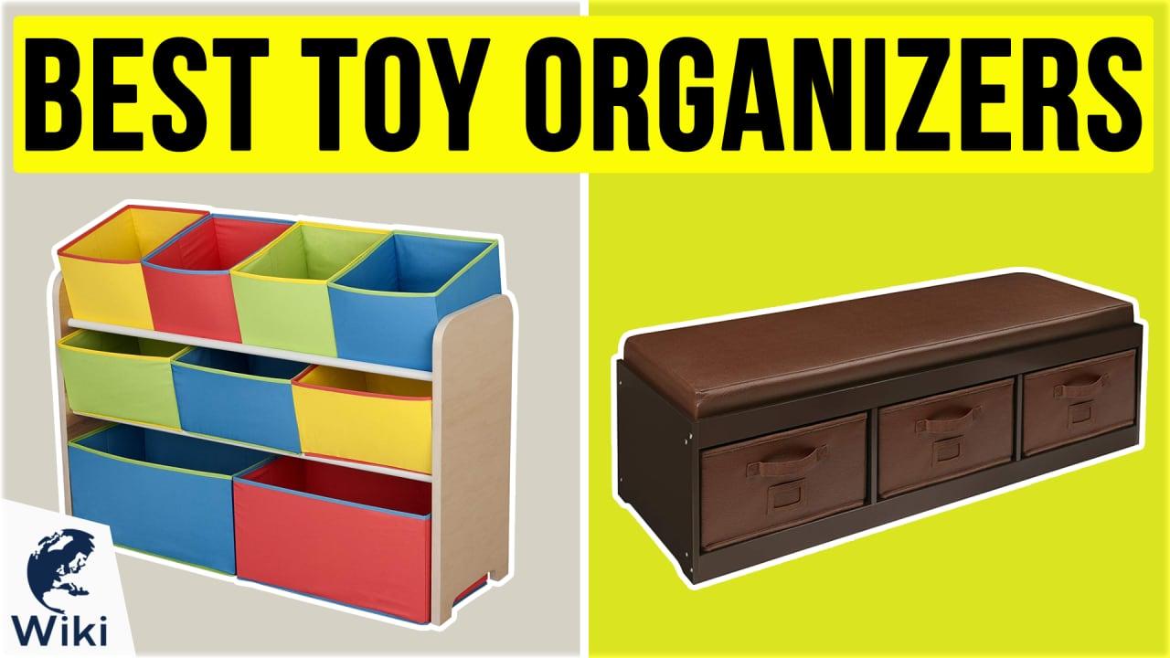 10 Best Toy Organizers
