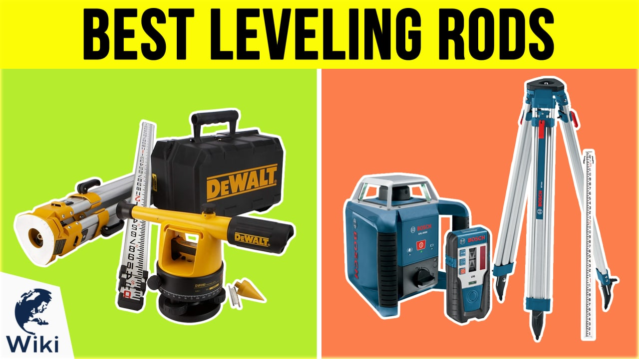 8 Best Leveling Rods