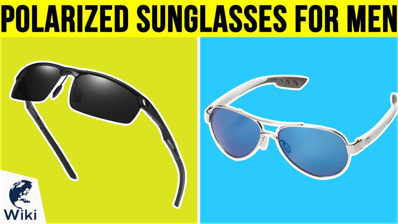 10 Best Polarized Sunglasses For Men