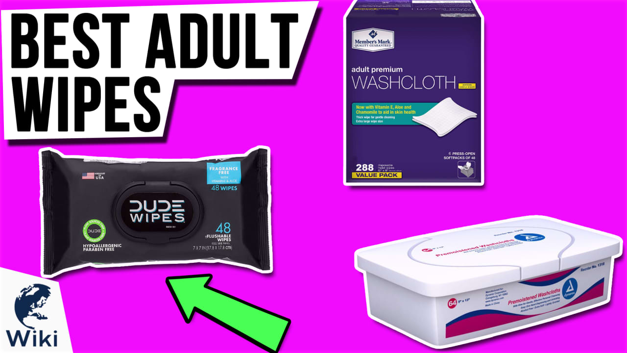 10 Best Adult Wipes