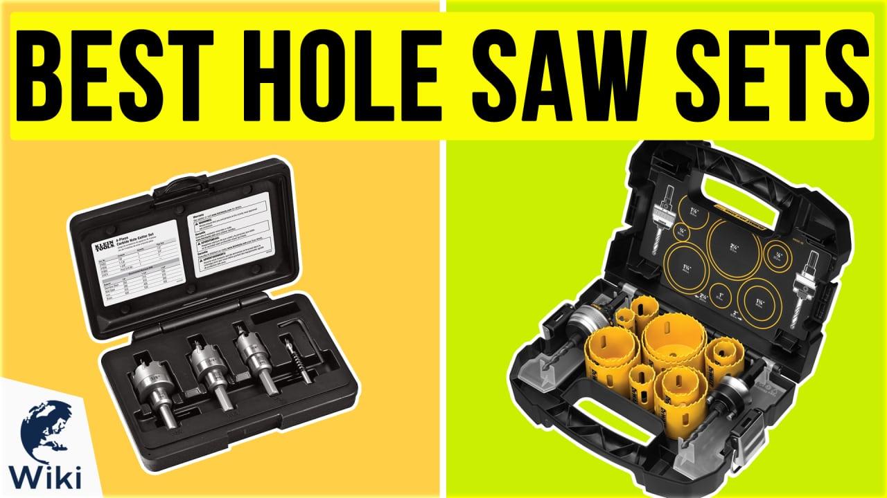 10 Best Hole Saw Sets