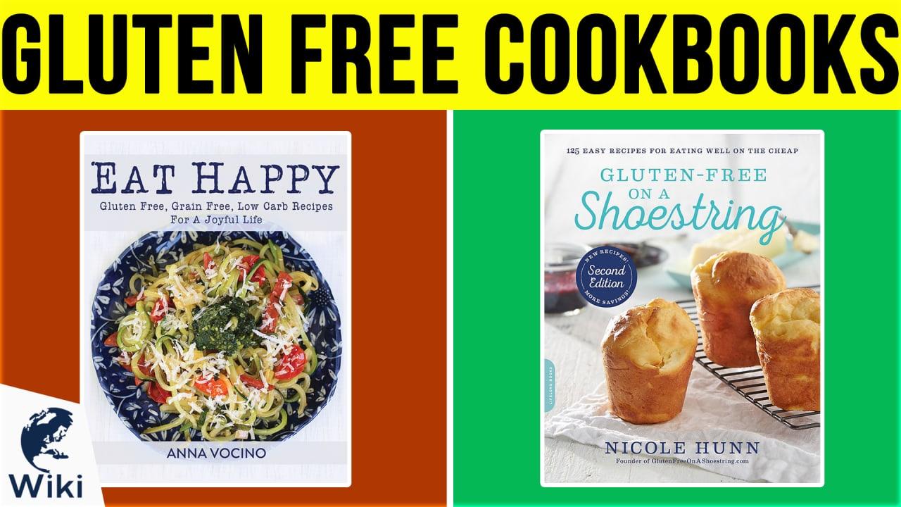 10 Best Gluten Free Cookbooks