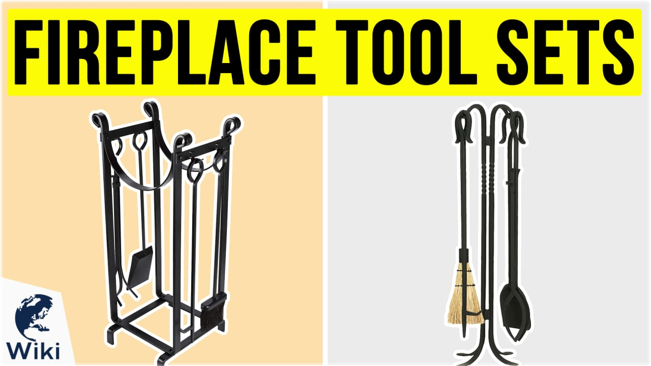 10 Best Fireplace Tool Sets
