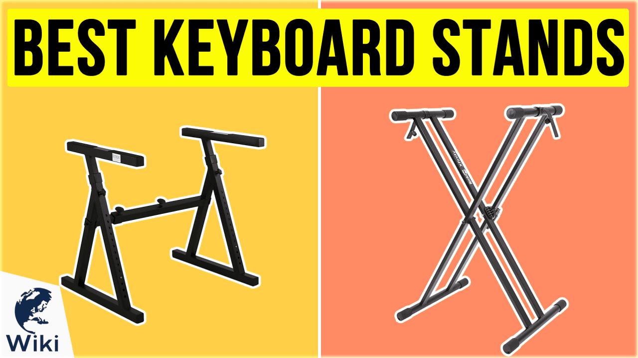 10 Best Keyboard Stands