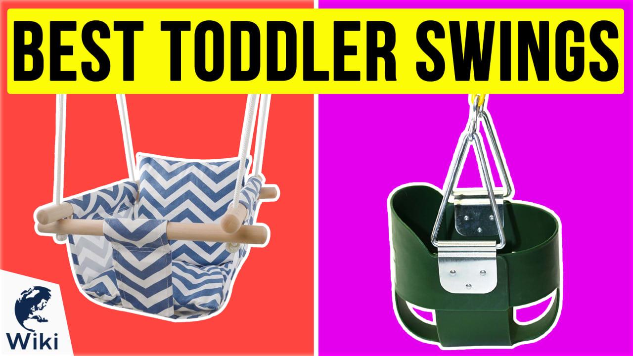 10 Best Toddler Swings
